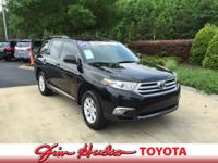Options:  2013 Toyota Highlander Se And Many Others