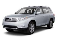 Options:  2013 Toyota Highlander Limited|Additional