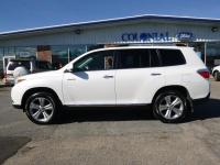 2013 Toyota Highlander Limited V6 4 Wheel Drive! One