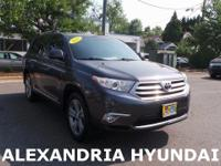 New Price! 2013 Toyota Highlander Limited Shoreline