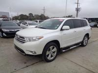 Toyota's 2013 Highlander crossover SUV continues to