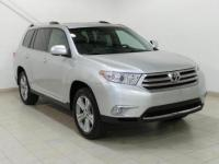 2013 Toyota Highlander Limited FWD 5-Speed Automatic