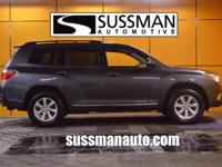 Options:  2013 Toyota Highlander Se V6|Thank You For