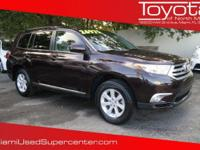 Options:  2013 Toyota Highlander Se|Red/|V6 3.5L