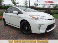 This 2013 Toyota Prius Three is provided to you