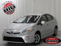 Toyota Certified, 1.8 L 4-Cylinder DOHC 16V VVT-i,