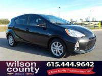 2013 Toyota Prius c Four 1.5L 4-Cylinder Atkinson-Cycle