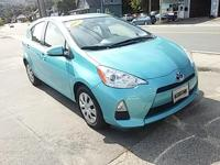 Outstanding design defines the 2013 Toyota Prius c! The