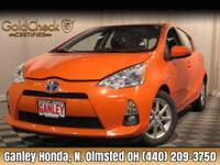 2013 Toyota Prius c Four CLEAN CARFAX ONE OWNER,