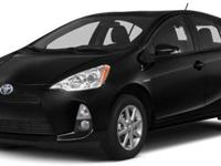 Check out this 2013 Toyota Prius c One. It has a
