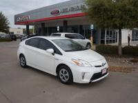 Carfax One Owner! This 2013 ALMOST NEW Toyota Prius