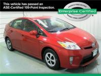 Toyota Prius Concerned about fuel economy Want to go