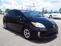 CarFax One Owner! This Prius is CERTIFIED! This 2013