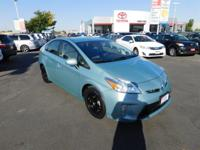 Boasts 48 Highway MPG and 51 City MPG! This Toyota