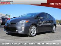 2013 Toyota Prius Five Hybrid, *** 1 FLORIDA OWNER ***
