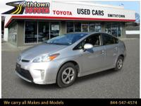 CARFAX 1-Owner! This 2013 Toyota Prius Four, has a