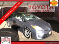**THIS VEHICLE IS TOYOTA OF PORTLAND CERTIFIED**