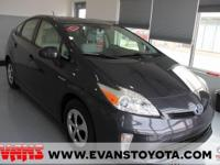 Clean CARFAX. Certified. 2013 Toyota Prius Four FWD CVT