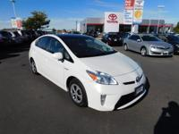Only 26,958 Miles! Boasts 48 Highway MPG and 51 City