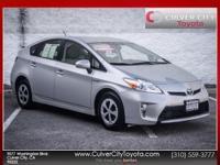 Options:  2013 Toyota Prius Four|Silver|Toyota