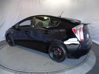 Options:  2013 Toyota Prius Four|Black/|V4 1.8L