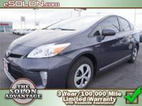 2013 Toyota Prius Hatchback Four Our Location is: Dave