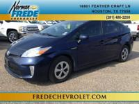 In Good Shape CARFAX 1-Owner LOW MILES - 13398! EPA 48