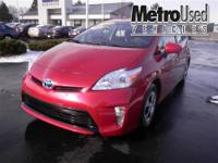 Package #3 Prius! Entune w/ Navigation! Lightly used