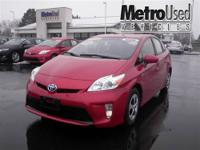 Toyota Certified and Clean Carfax. WOW! HYBRID! No