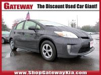 Recent Arrival! RECENT GATEWAY KIA TRADE, LOW MILES!,
