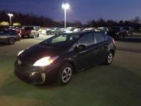 PREMIUM & KEY FEATURES ON THIS 2013 Toyota Prius