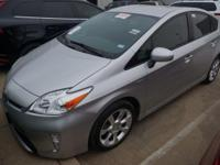 Just Reduced! Recent Arrival! 2013 Toyota Prius Two