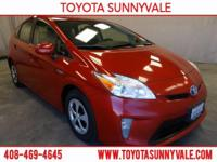 Check out this 2013 Toyota Prius. Its Variable