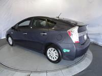Options:  2013 Toyota Prius Plug-In 5Dr Hb|Winter