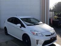 New Price! CARFAX One-Owner. White 2013 Toyota Prius