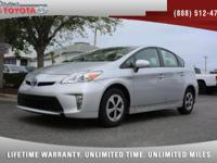 2013 Toyota Prius Three Hybrid, *** FLORIDA OWNED