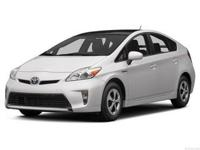 Come test drive this 2013 Toyota Prius! Providing great