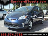 We are happy to offer you this 1-OWNER 2013 PRIUS TWO