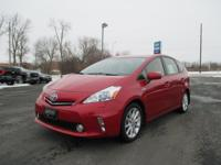 Save fuel with this Prius hybrid! This car is in great