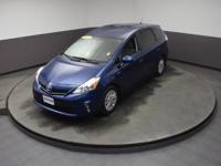 Zoom Zoom Zoom!!! PRICE DROP* This terrific Prius v