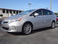 "2013 Toyota Prius v Three 16"" 10-SPOKE ALLOY WHEELS"
