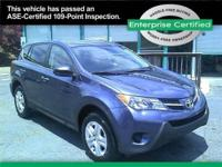 2013 Toyota RAV4 AWD 4dr LE Our Location is: Enterprise