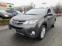 AWD CarFax One Owner! This RAV4 is CERTIFIED! This 2013