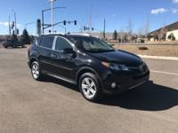 Here is a 1-Owner 2013 Toyota Rav-4 that you have to