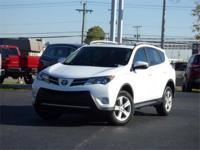 Clean CARFAX. CARFAX One-Owner. 2013 Toyota RAV4 XLE