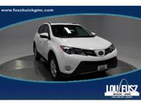 New Price! Recent Arrival! 2013 Toyota RAV4 XLE CARFAX