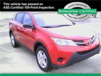 2013 Toyota RAV4 FWD 4dr LE Our Location is: Enterprise