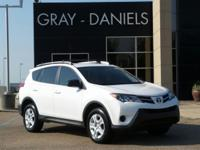 PRICED BELOW MARKET! THIS RAV4 WILL SELL FAST! -BACKUP