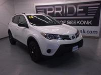 This Rav 4 is one of a kind it has custom leather and