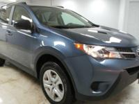 2013 Toyota RAV4 LE Recent Arrival! Certified. CARFAX